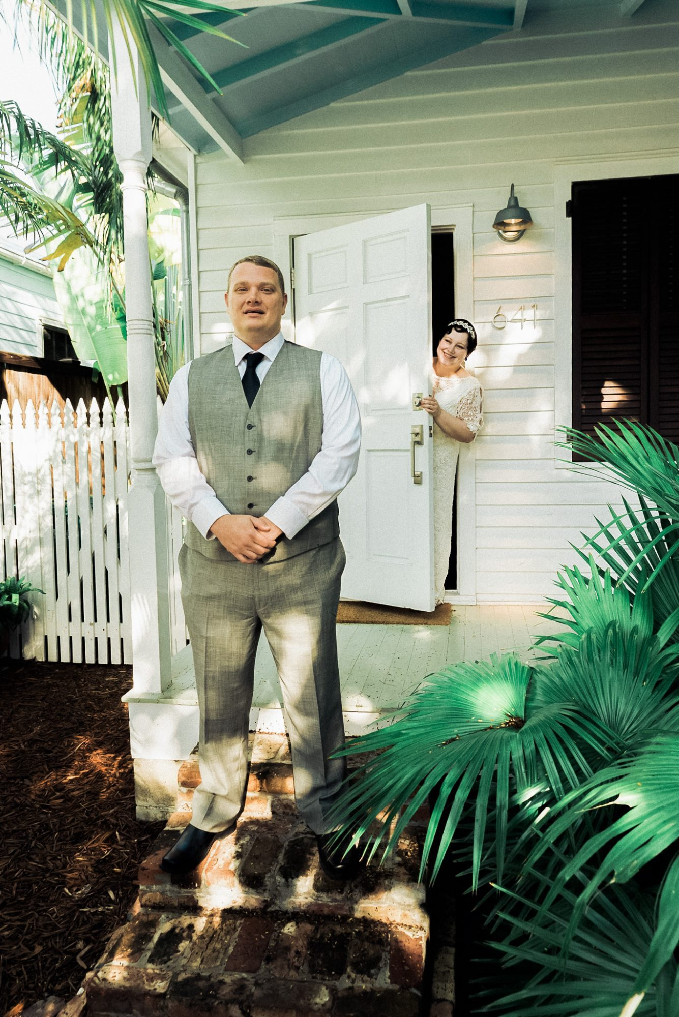 Becca and Leigh Hemingway Home Key West 54 - Becca & Leigh - Key West Wedding Photographer - Ernest Hemingway House