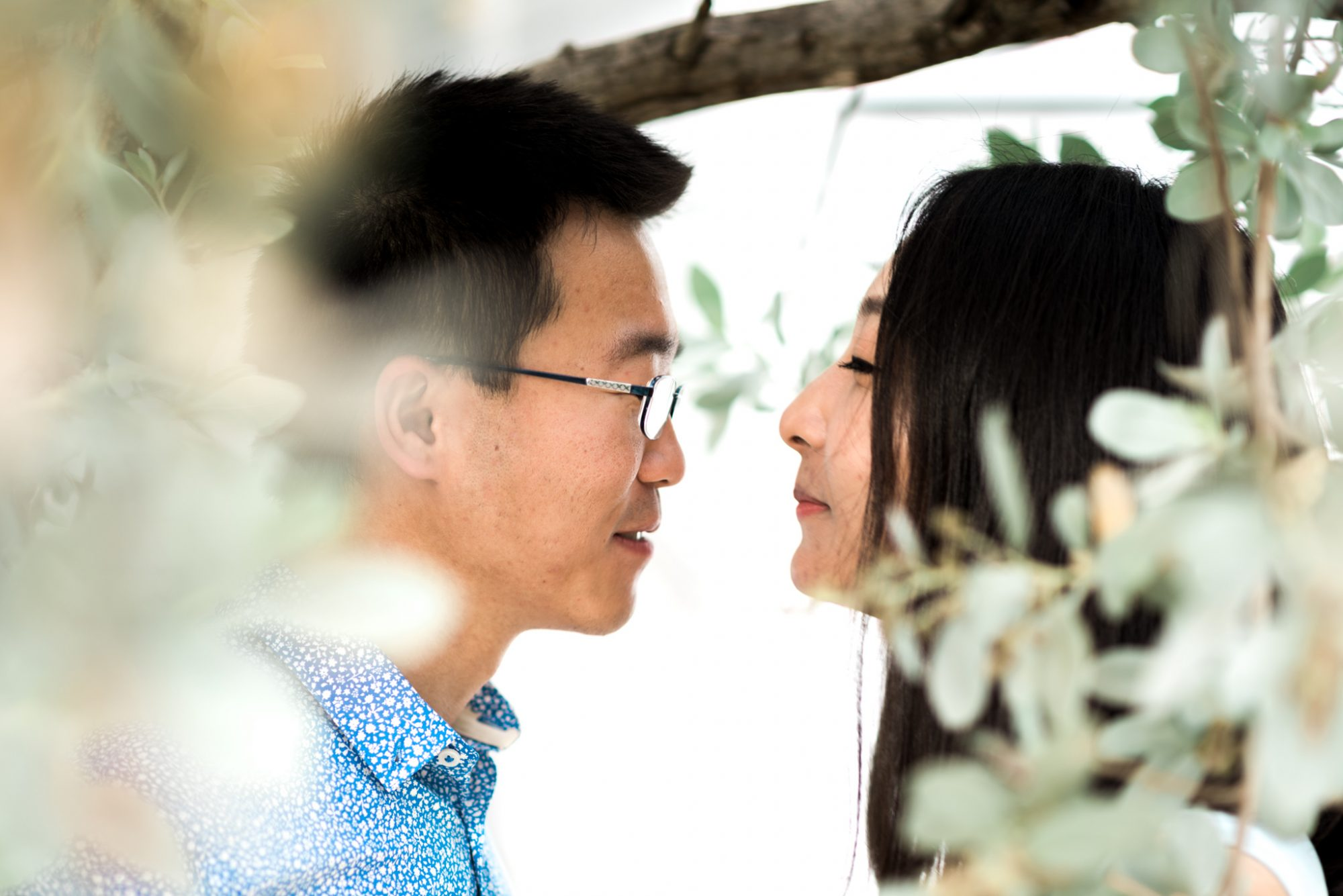 FBF2567 - Xiao & Ying | Key West, FL | Engagement Sunset Session