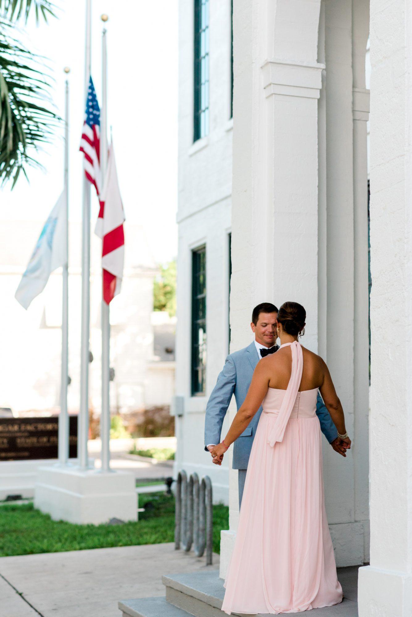 FBF3035 1 - Freya & Jamie   Key West Wedding