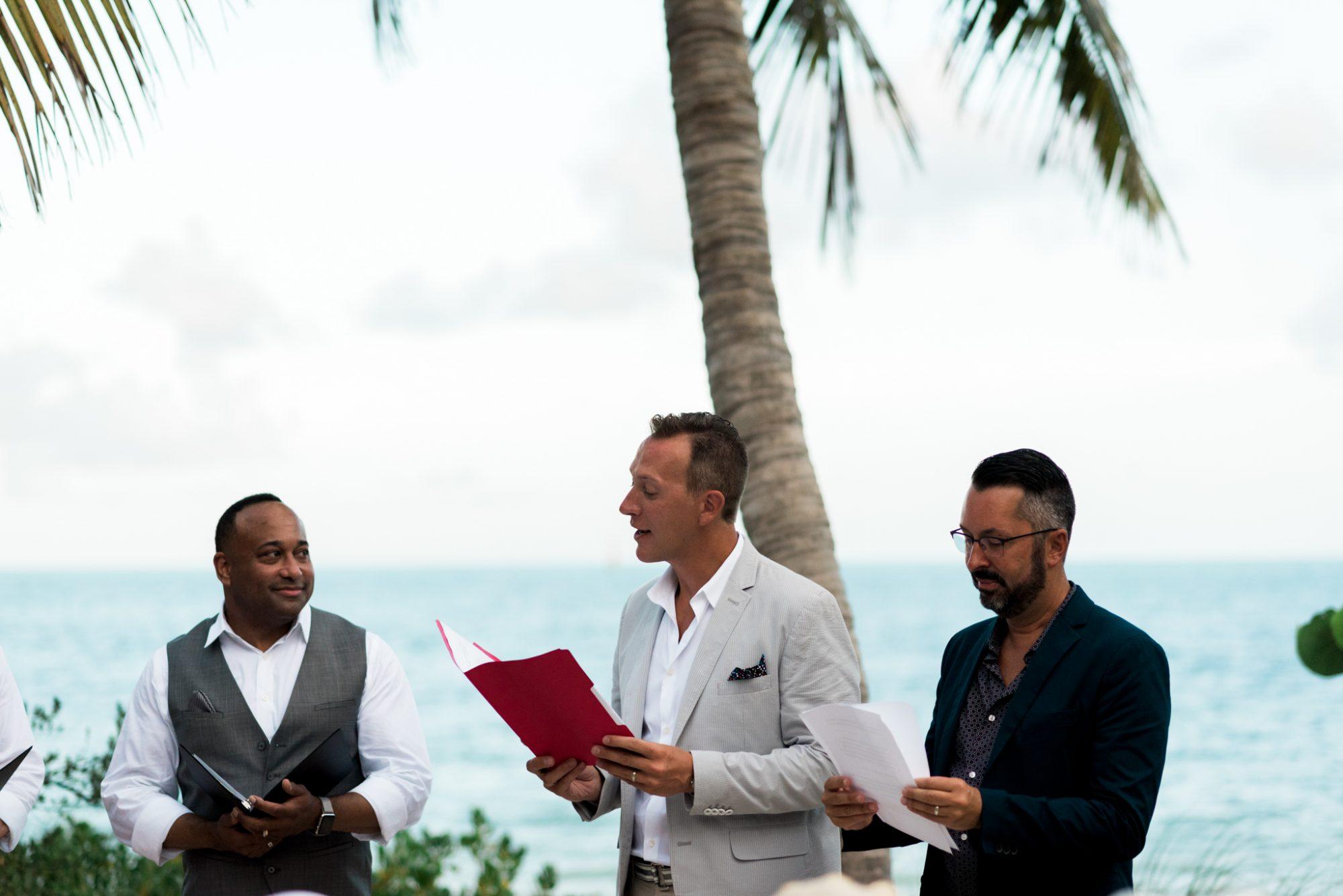FBF3223 - Freya & Jamie   Key West Wedding