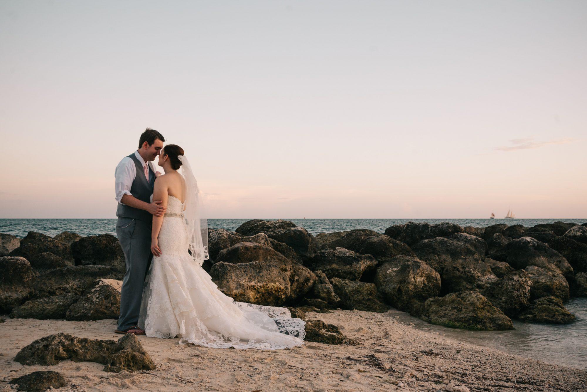 Heather Jeff Key West Wedding Photographer Fort Zachary Taylor 32 - Heather & Jeff - Key West Wedding Photographer - Fort Zachary Taylor