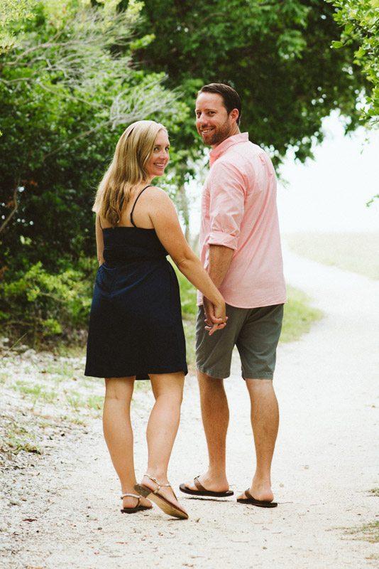 Engagement Session Key West Wedding Photographer Fort Zachary Taylor 5 - Engagement Session - Key West Wedding Photographer - Colleen & Jonathon