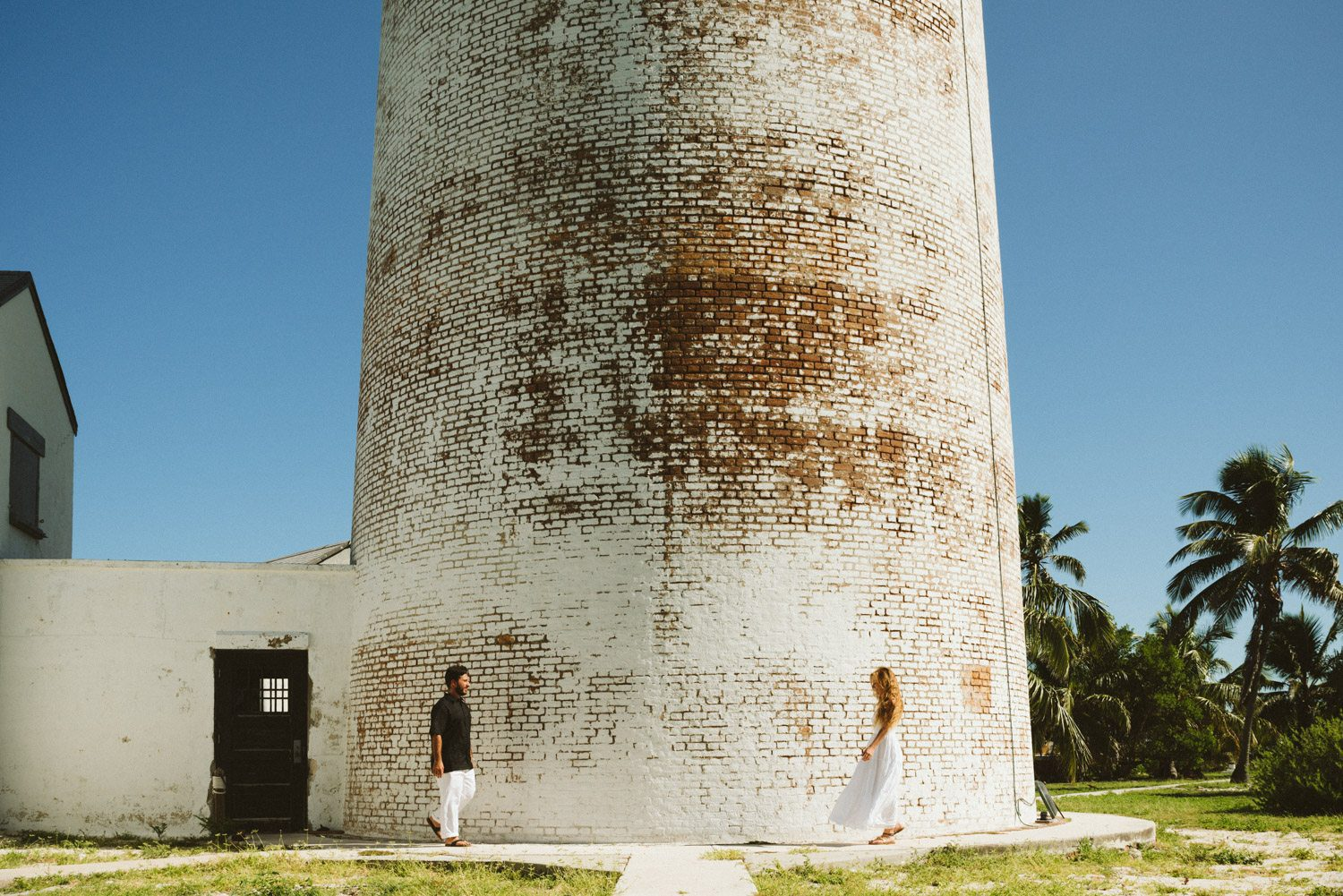 Katherine Oscar Engagement Photos Dry Tortugas 19 - Island Adventure Engagement Session - Dry Tortugas National Park and Fort Jefferson