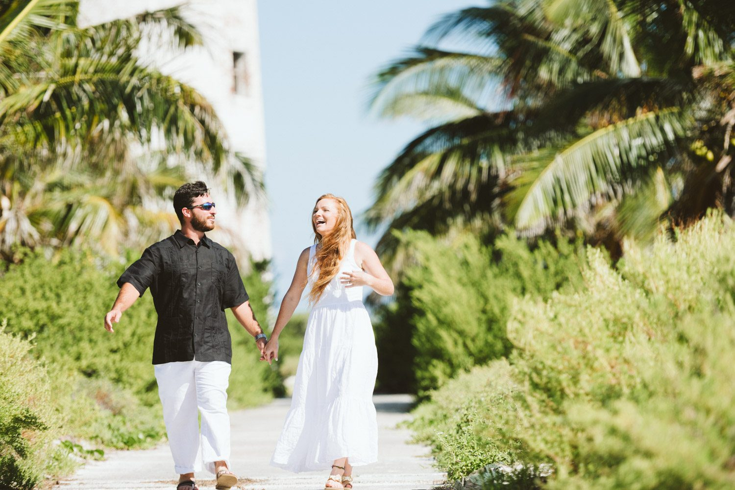Katherine Oscar Engagement Photos Dry Tortugas 22 - Island Adventure Engagement Session - Dry Tortugas National Park and Fort Jefferson