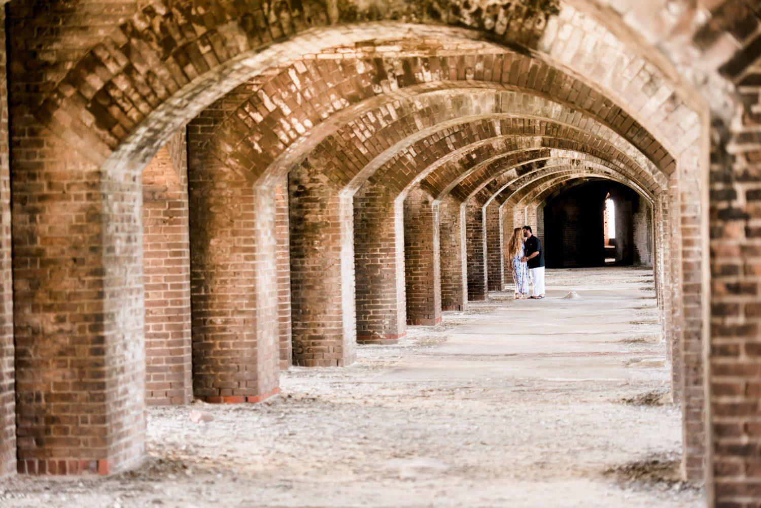 Katherine Oscar Engagement Photos Dry Tortugas 32 - Island Adventure Engagement Session - Dry Tortugas National Park and Fort Jefferson