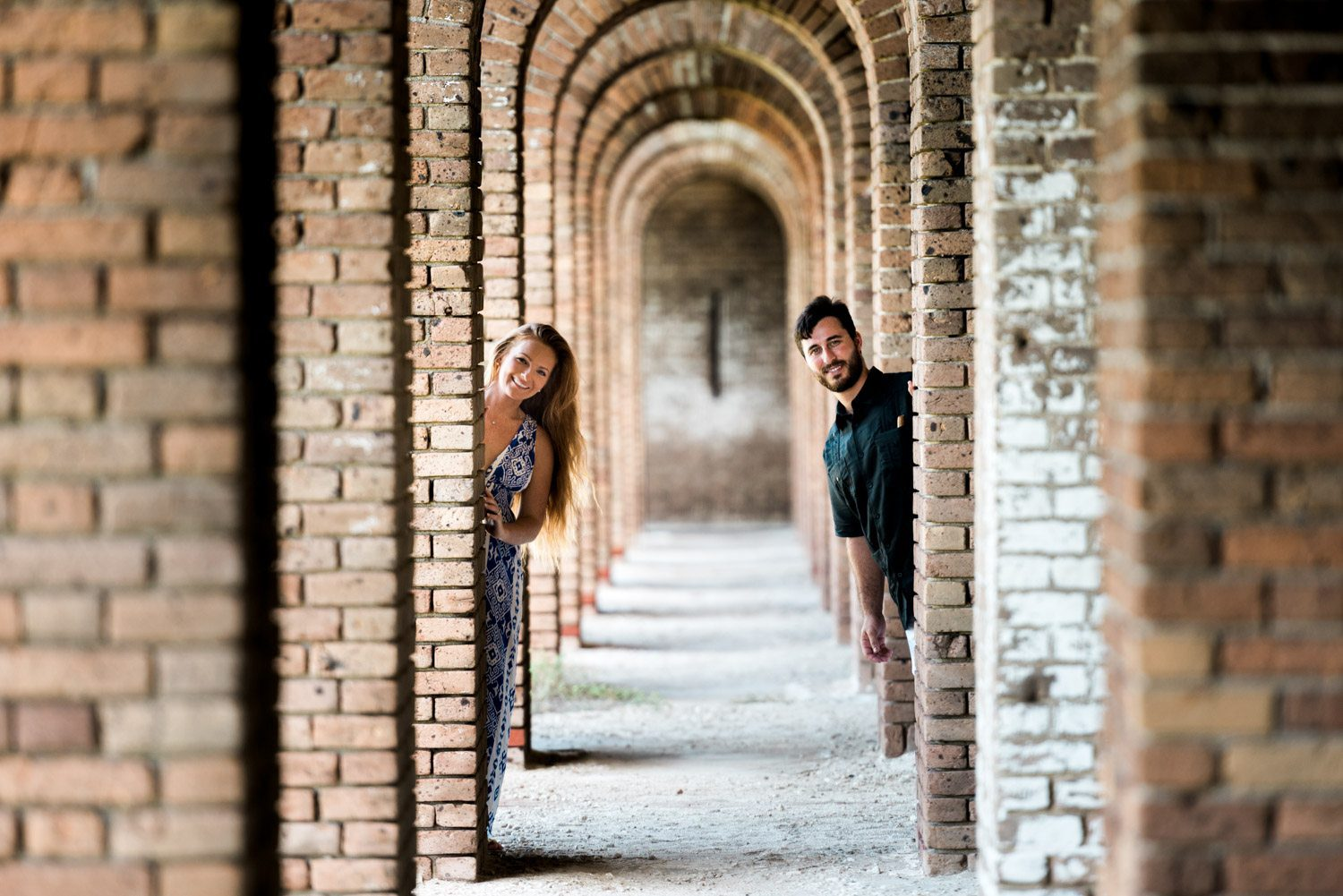 Katherine Oscar Engagement Photos Dry Tortugas 38 - Island Adventure Engagement Session - Dry Tortugas National Park and Fort Jefferson