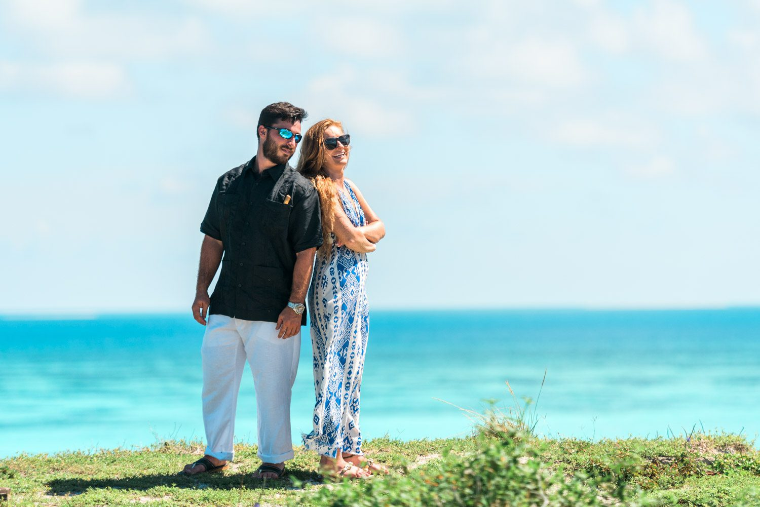 Katherine Oscar Engagement Photos Dry Tortugas 41 - Island Adventure Engagement Session - Dry Tortugas National Park and Fort Jefferson