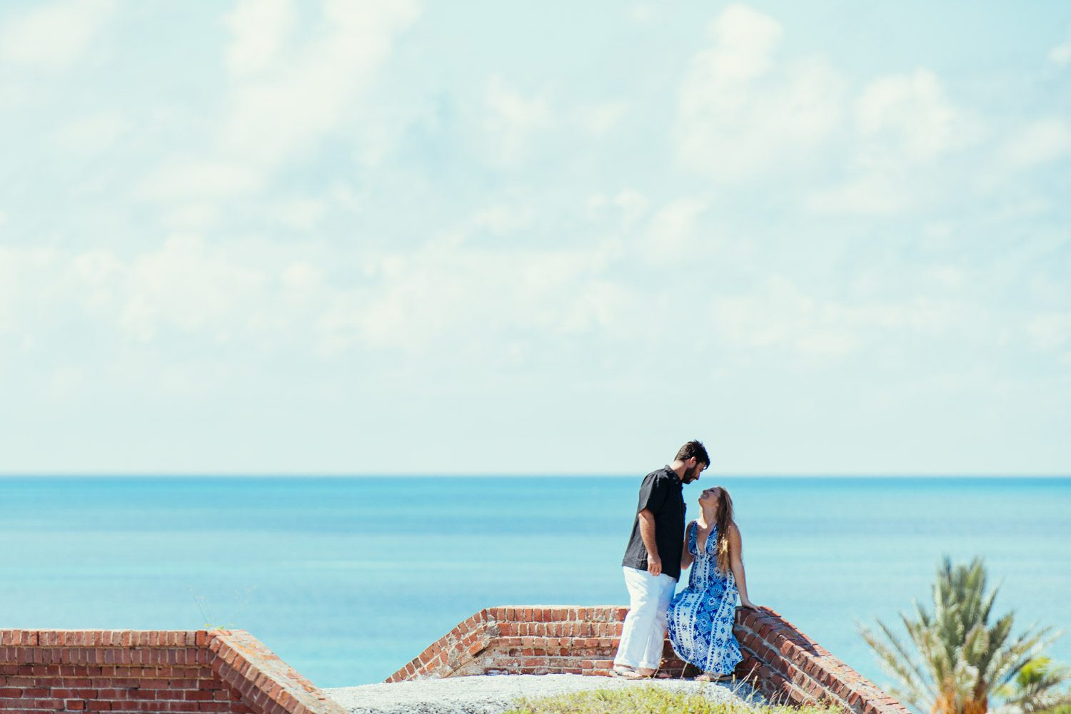 Katherine Oscar Engagement Photos Dry Tortugas 48 - Island Adventure Engagement Session - Dry Tortugas National Park and Fort Jefferson