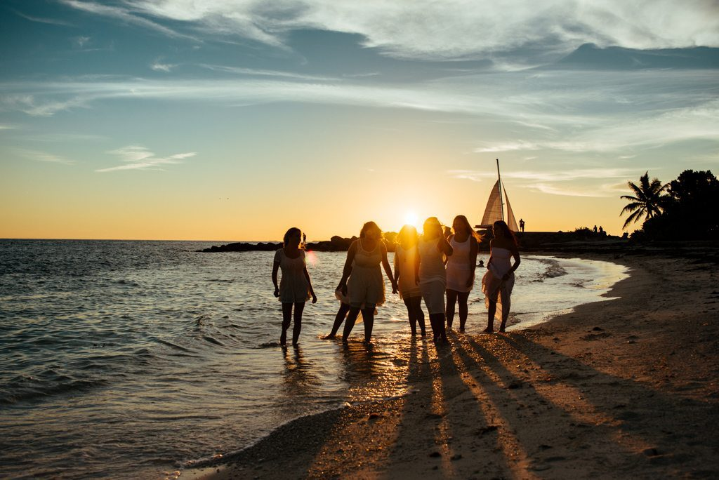 Kellen Bachelorette Party Key West Photographer 7 - A Wedding Photographer in Key West - 2016 in Review