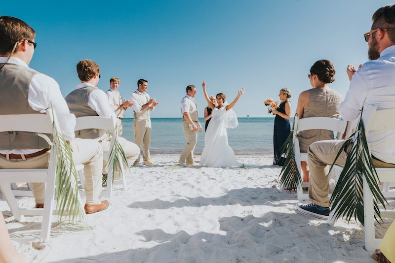 Smathers Beach Wedding Christian Trey 63 - Best Wedding Venues of Key West