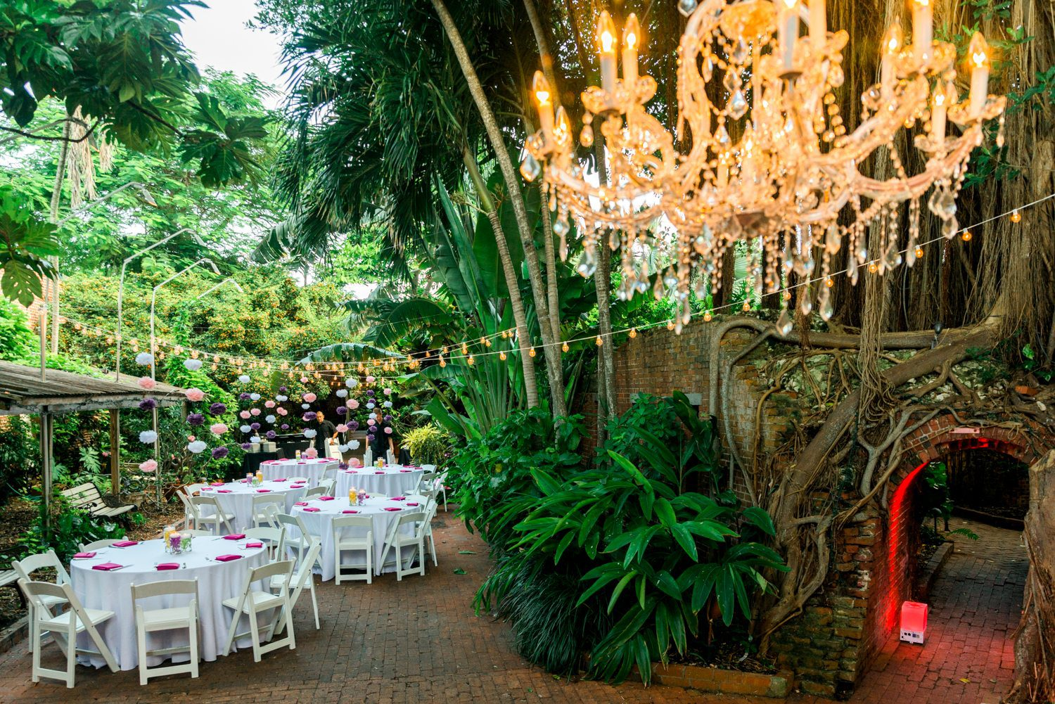Tracey Joe Key West Garden Club 24 - Tracey & Joe | Key West Wedding Photographer | Key West Garden Club