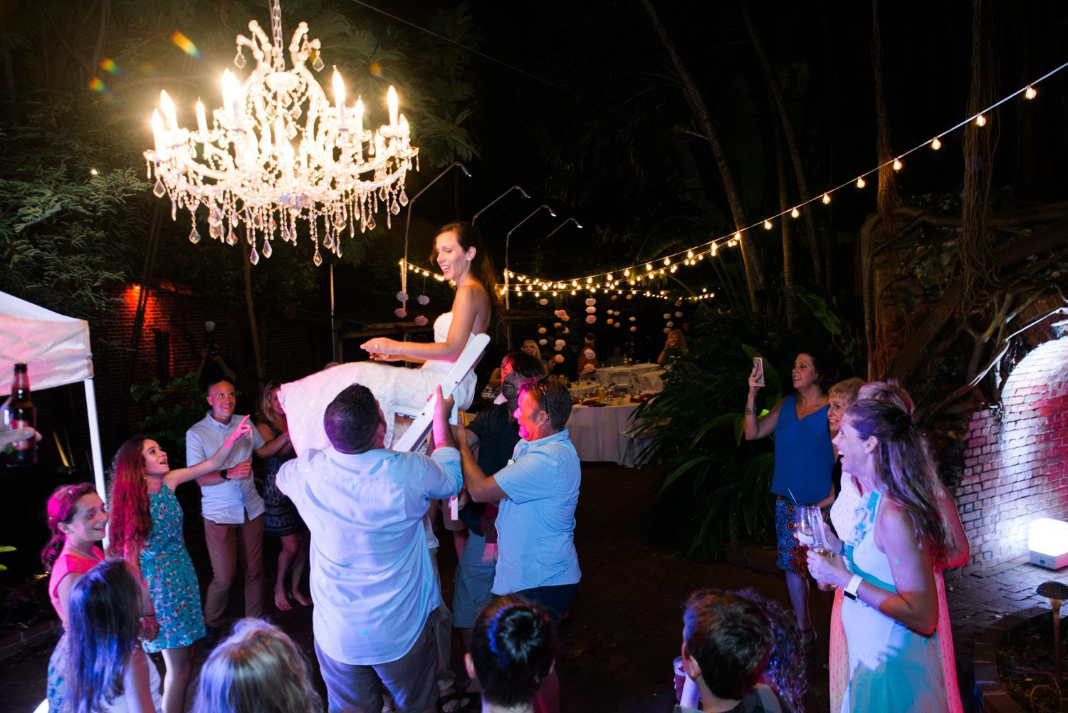 Tracey Joe Key West Garden Club 46 - Tracey & Joe | Key West Wedding Photographer | Key West Garden Club