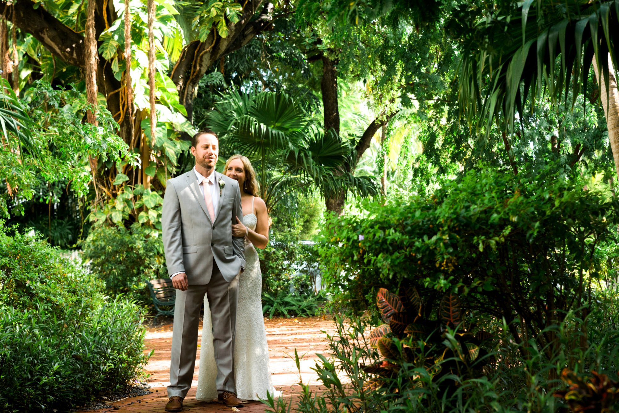 Colleen Jonathan Audubon House Wedding Key West 19 - A Wedding Photographer in Key West - 2016 in Review