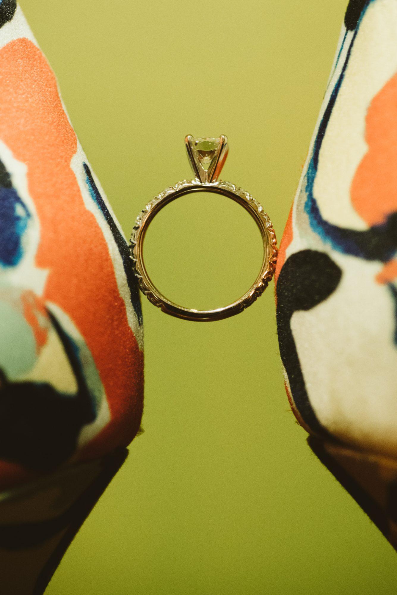 Colleen Jonathan Audubon House Wedding Key West 3 - Colleen & Jonathon | Audubon House and Gardens | Key West Wedding