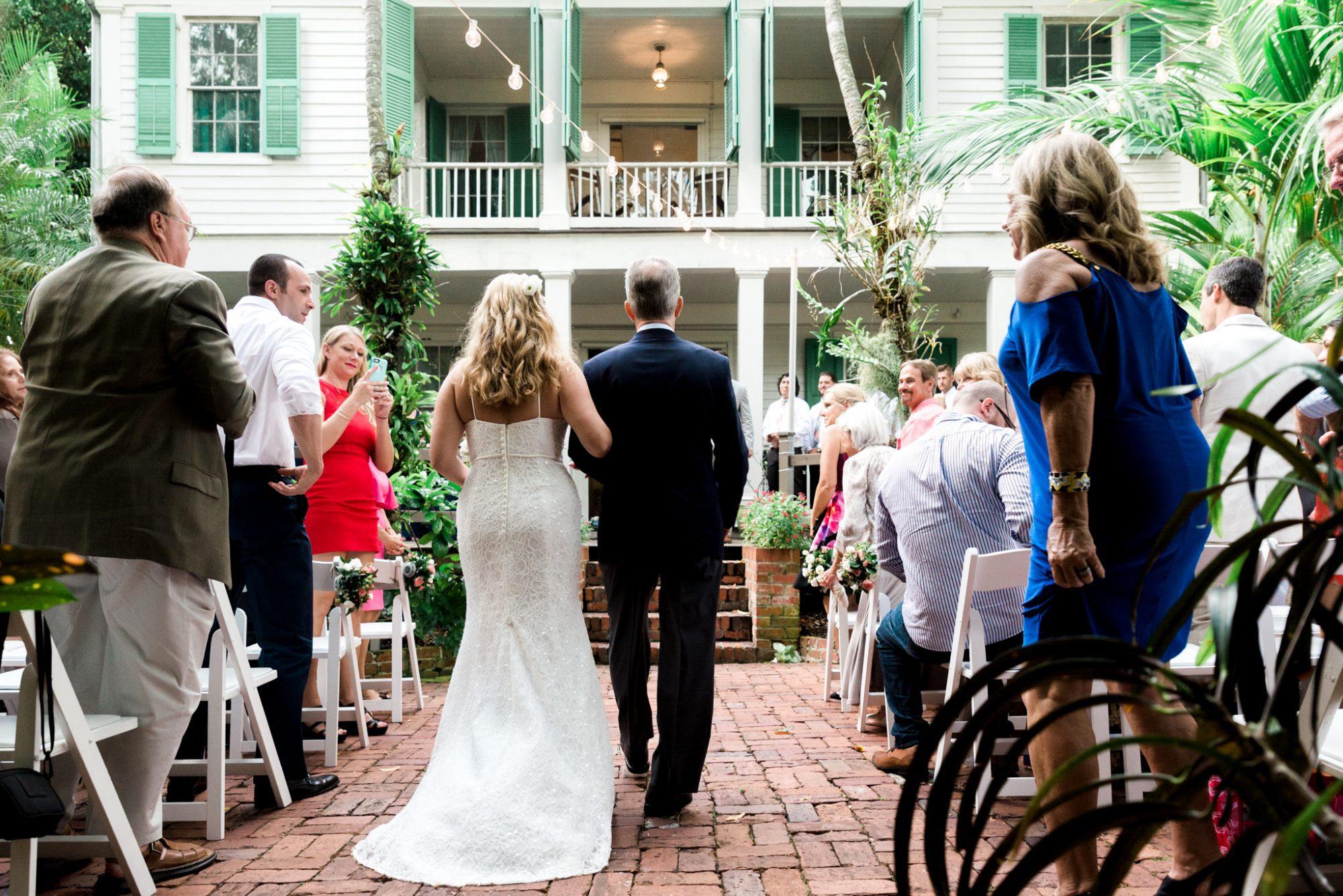 Colleen Jonathan Audubon House Wedding Key West 45 - Colleen & Jonathon | Audubon House and Gardens | Key West Wedding