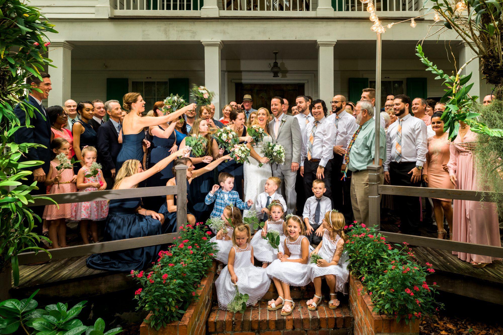 Colleen Jonathan Audubon House Wedding Key West 51 - Colleen & Jonathon | Audubon House and Gardens | Key West Wedding