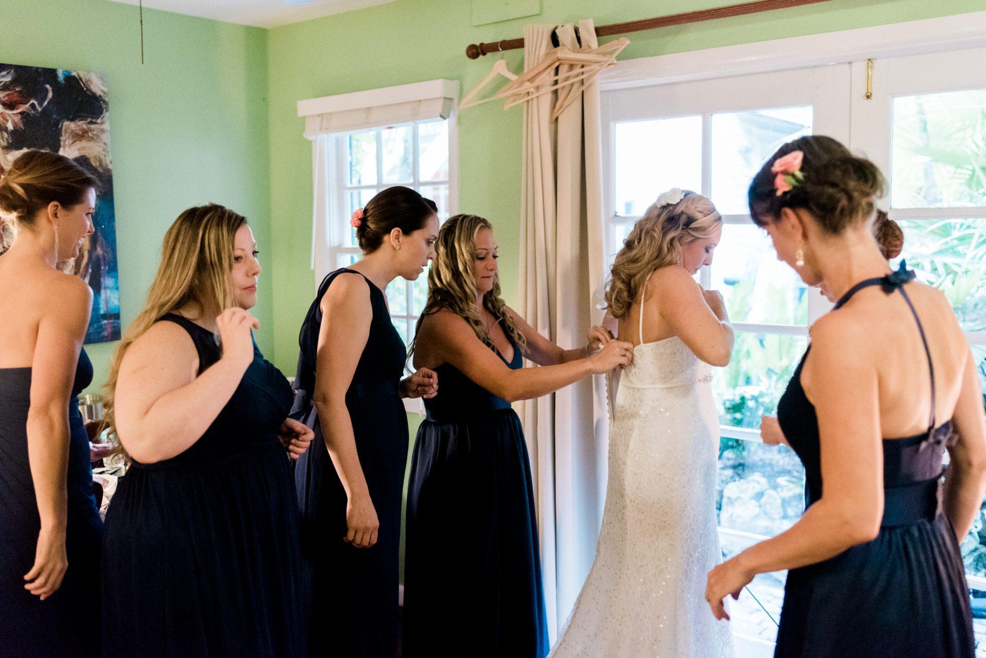 Colleen Jonathan Audubon House Wedding Key West 9 - Colleen & Jonathon | Audubon House and Gardens | Key West Wedding