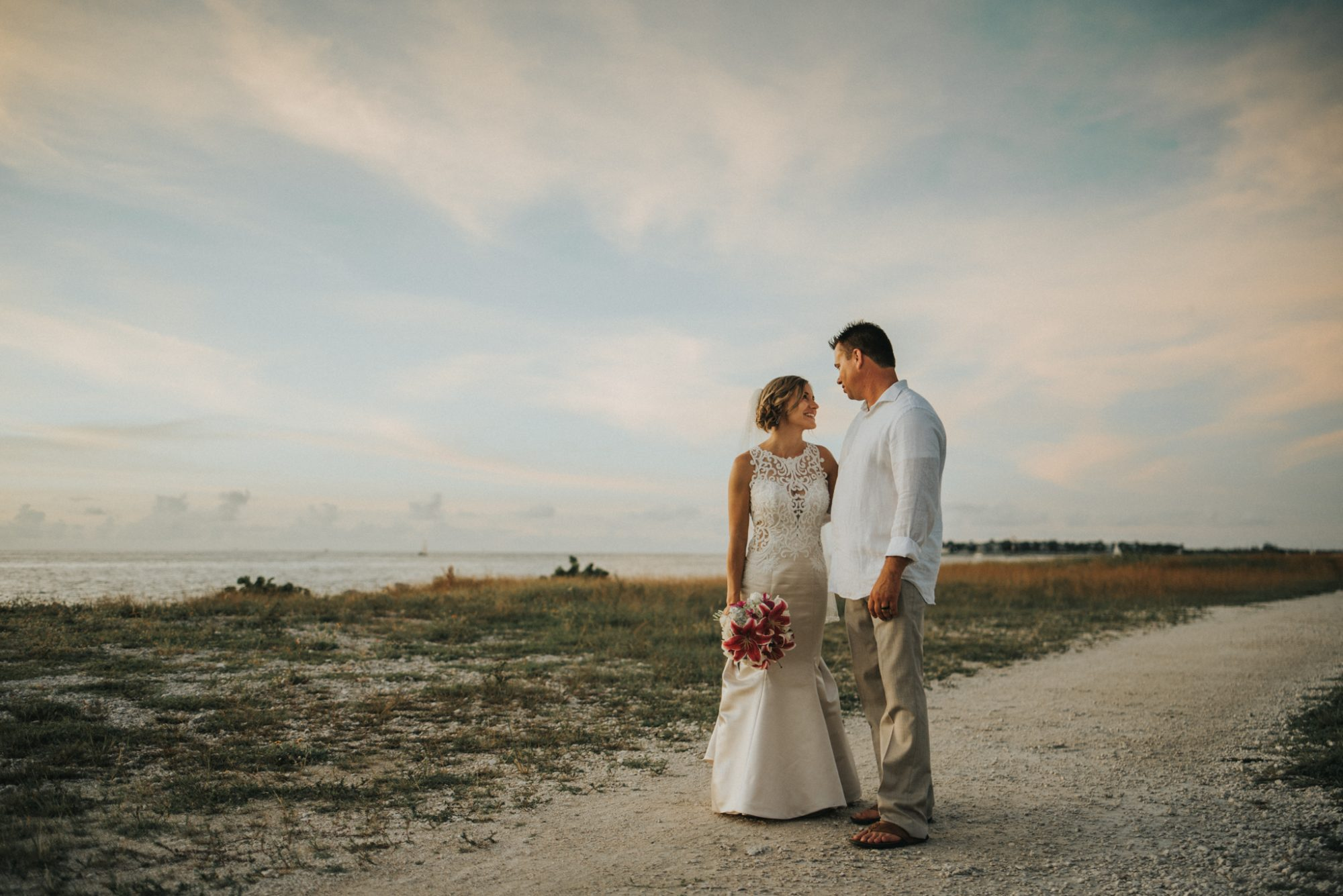 Fort Zachary Taylor Wedding32 1 - Kara & Ryan | Key West Wedding Photographer | Fort Zachary Taylor Wedding