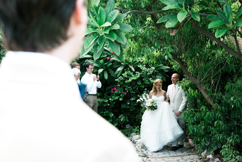 Kate Brian Key West Garden Club Wedding 30 - Kate & Brian   Key West Wedding Photographer   West Martello