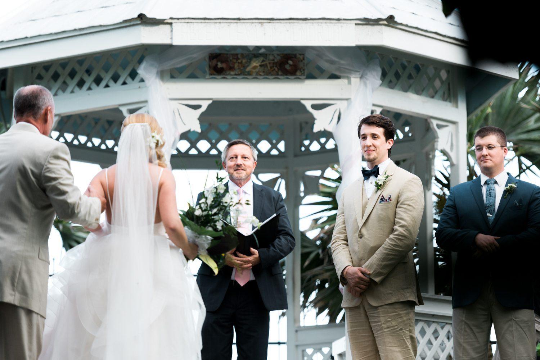 Kate Brian Key West Garden Club Wedding 31 - Kate & Brian   Key West Wedding Photographer   West Martello