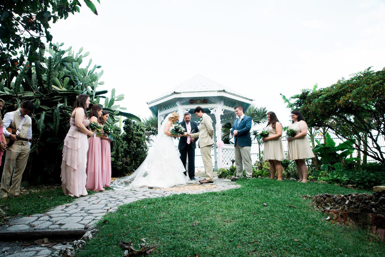 Kate Brian Key West Garden Club Wedding 36 - Kate & Brian   Key West Wedding Photographer   West Martello