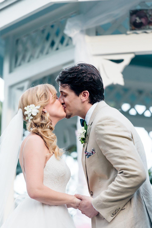 Kate Brian Key West Garden Club Wedding 41 - Kate & Brian   Key West Wedding Photographer   West Martello