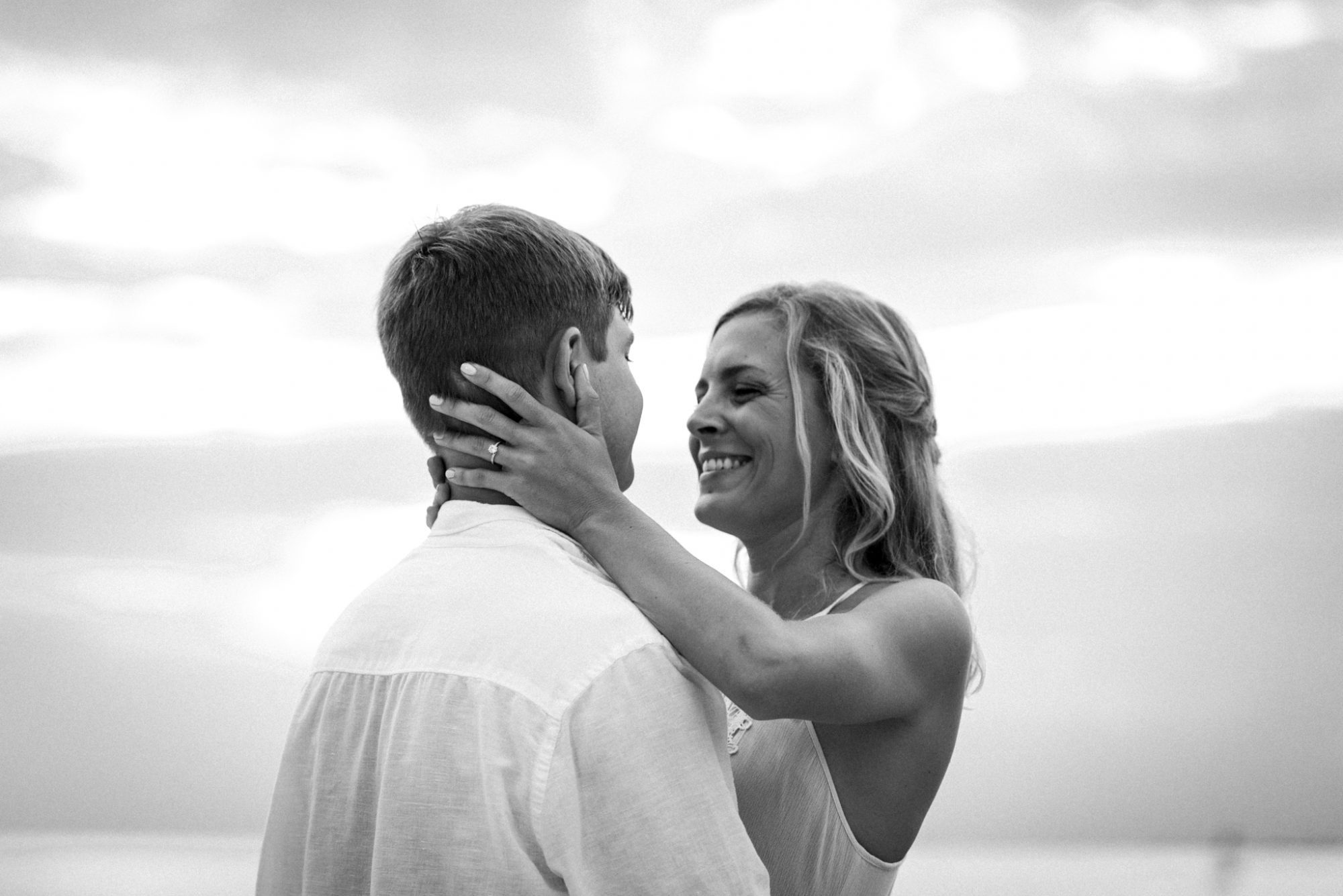 Shelby Jake Engagement Photos 50 - Shelby & Jake - Key West Wedding Photographer - Fort Zachary Taylor