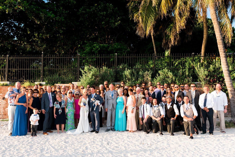 Key West Garden Club Wedding Malley 55 - Lauren & Malley | Key West Wedding Photographer | Key West Garden Club Wedding