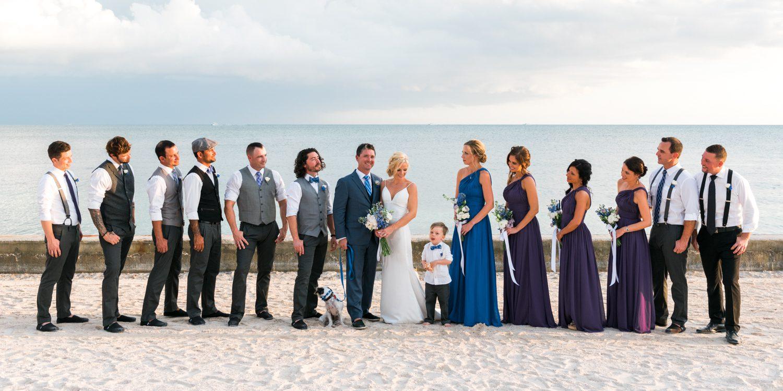 Key West Garden Club Wedding Malley 56 - Lauren & Malley | Key West Wedding Photographer | Key West Garden Club Wedding