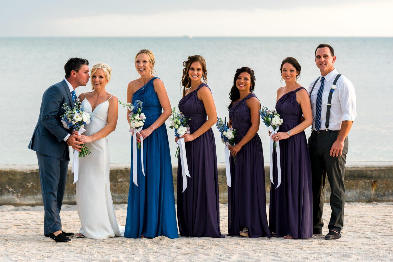 Key West Garden Club Wedding Malley 58 - Lauren & Malley | Key West Wedding Photographer | Key West Garden Club Wedding