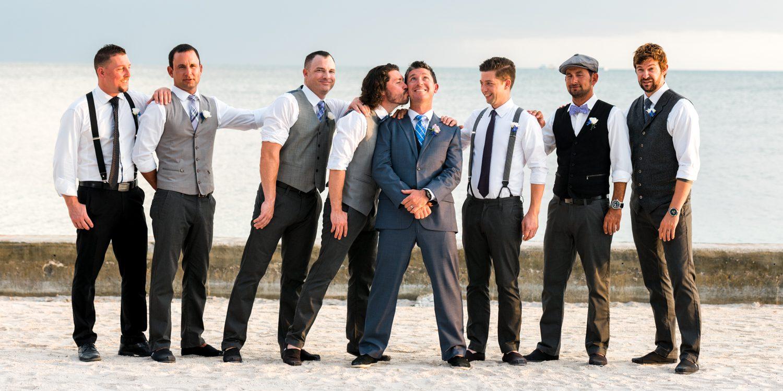 Key West Garden Club Wedding Malley 61 - Lauren & Malley | Key West Wedding Photographer | Key West Garden Club Wedding
