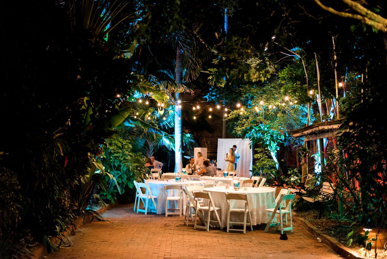 Key West Garden Club Wedding Malley 80 - Lauren & Malley | Key West Wedding Photographer | Key West Garden Club Wedding