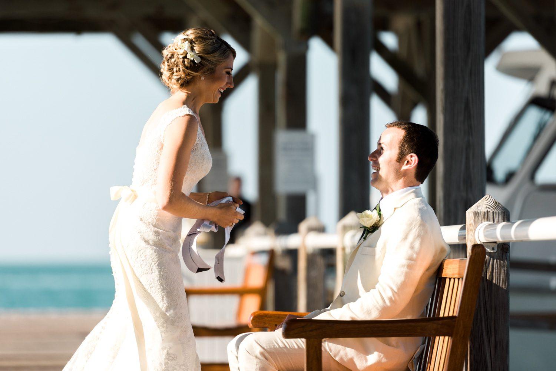 Sunset Key Wedding Westin Resort Reception Julia Matt 30 - Sunset Key Wedding | Julia & Matt | Key West Wedding Photographer