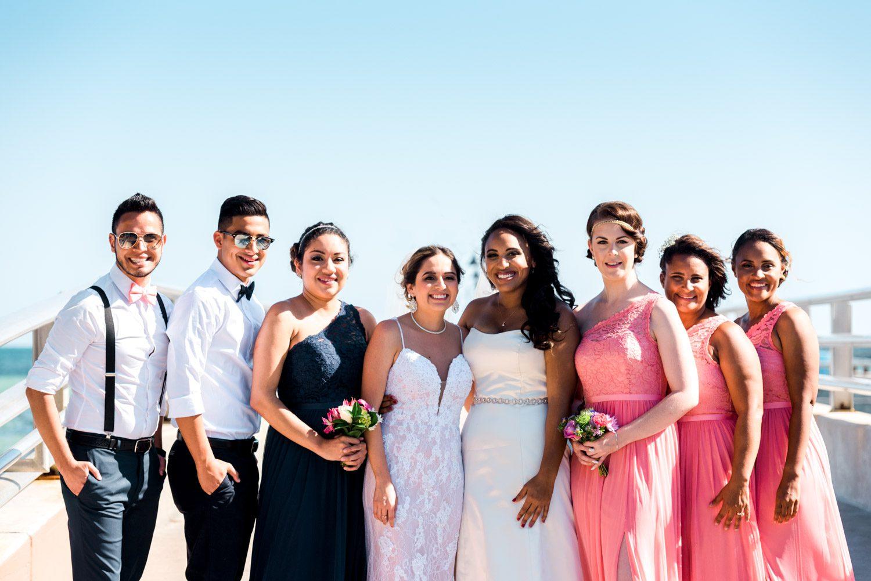 Whitney Ana Smathers Beach Wedding 13 - Destination Wedding Photography | Ana & Whitney | Smathers Beach