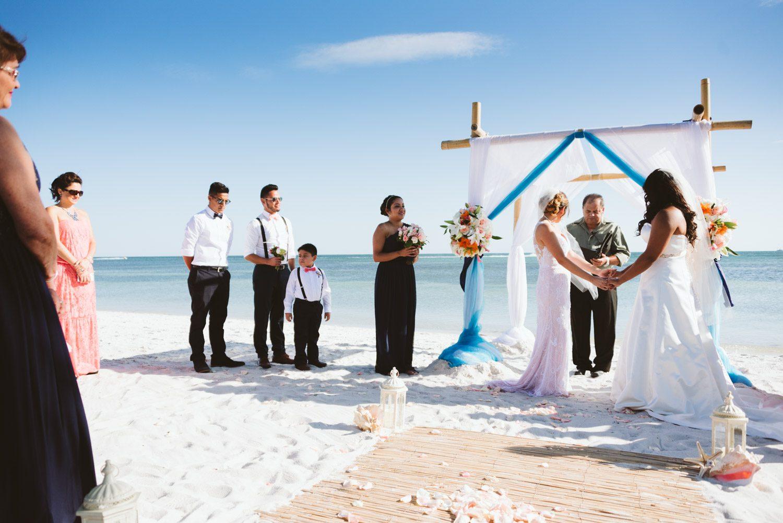Whitney Ana Smathers Beach Wedding 27 - Destination Wedding Photography | Ana & Whitney | Smathers Beach