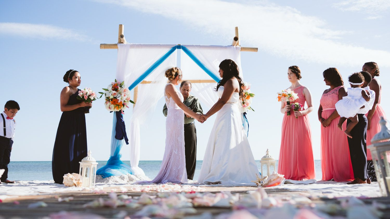 Whitney Ana Smathers Beach Wedding 28 - Destination Wedding Photography | Ana & Whitney | Smathers Beach