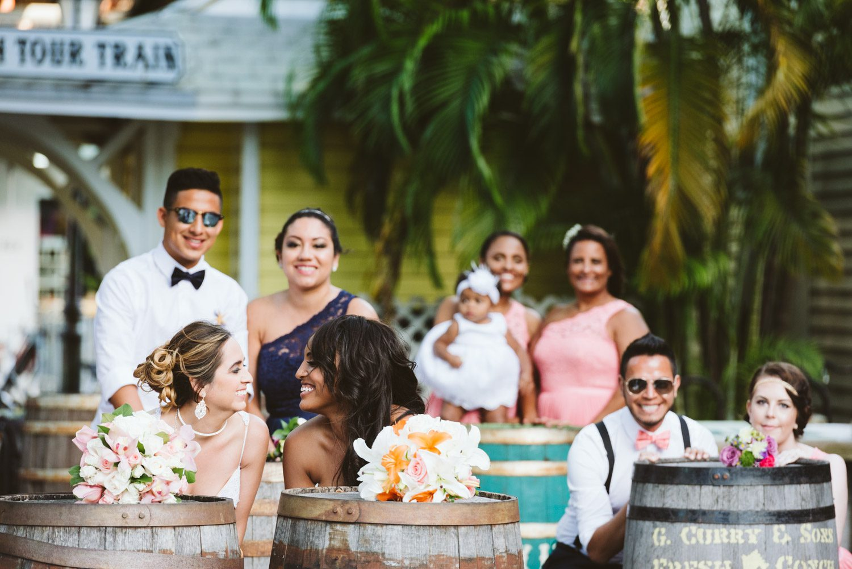Whitney Ana Smathers Beach Wedding 40 - Destination Wedding Photography | Ana & Whitney | Smathers Beach