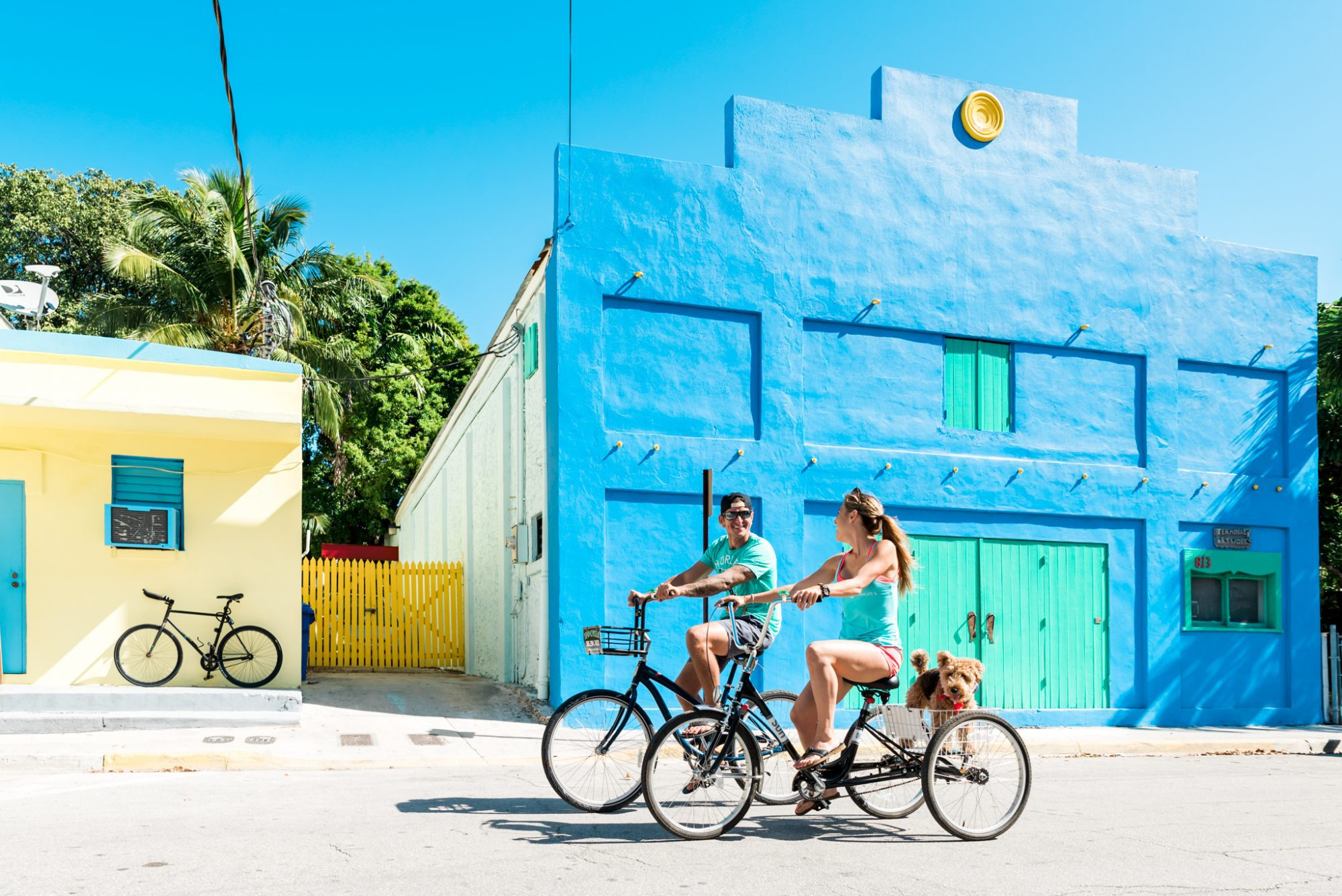 WeCycle Stock Photo 11 - Lifestyle Photography - The Florida Keys Way