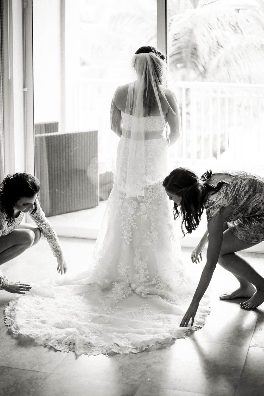 Key West Botanical Tropical Gardens Wedding 27 - Key West Wedding Photographer - Freas Photography | Wendy & Michael