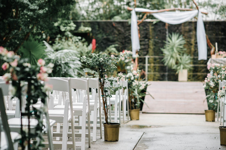 Key West Botanical Tropical Gardens Wedding 39 - Key West Wedding Photographer - Freas Photography | Wendy & Michael
