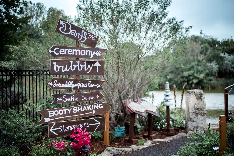 Key West Botanical Tropical Gardens Wedding 46 - Key West Wedding Photographer - Freas Photography | Wendy & Michael