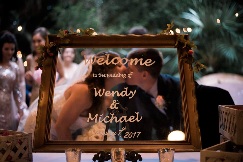 Key West Botanical Tropical Gardens Wedding 61 - Key West Wedding Photographer - Freas Photography | Wendy & Michael
