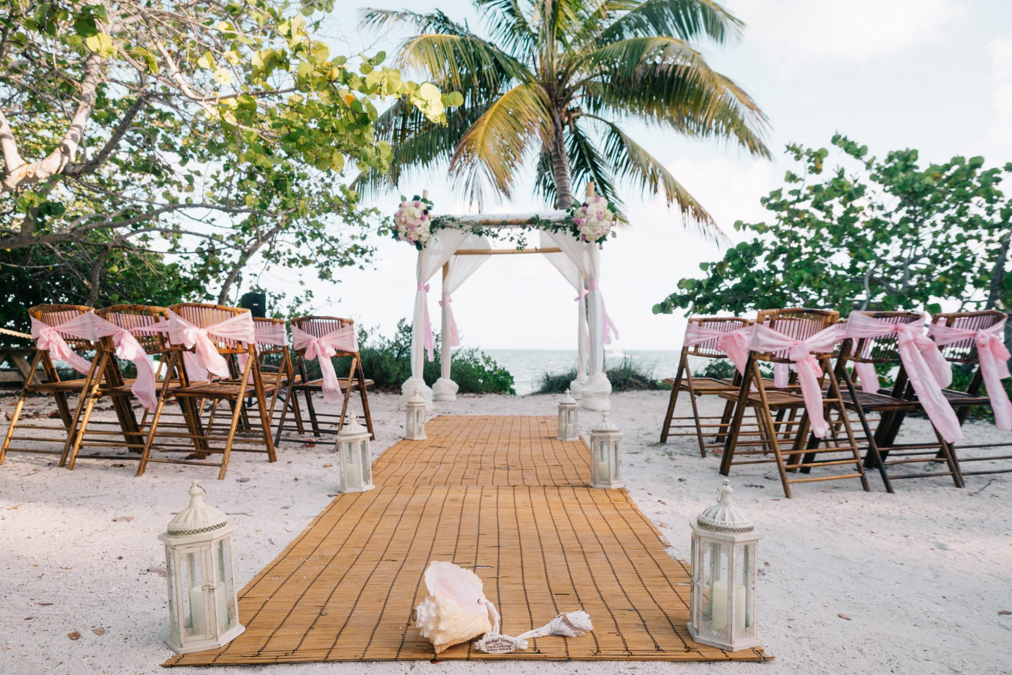 Heather Jeff Key West Wedding Photographer Fort Zachary Taylor
