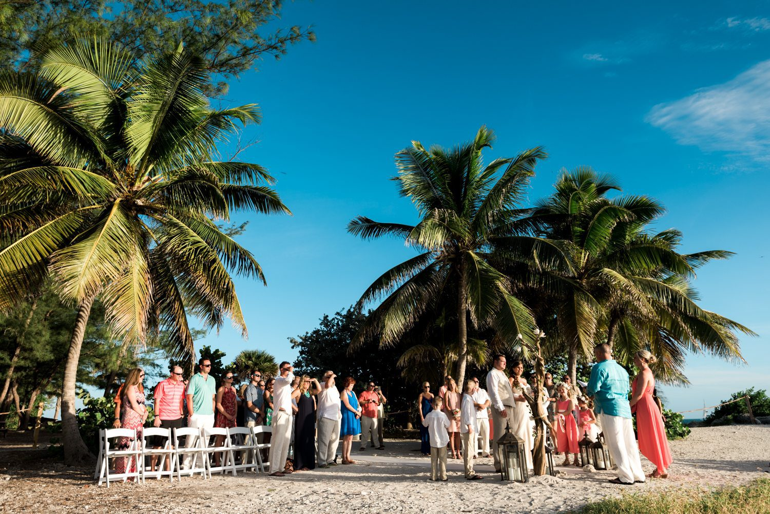 Erin Colin Fort Zachary Taylor Rooftop Cafe Key West Wedding Photographer 34 - Erin & Colin   Key West Wedding Photographer   Fort Zachary Taylor