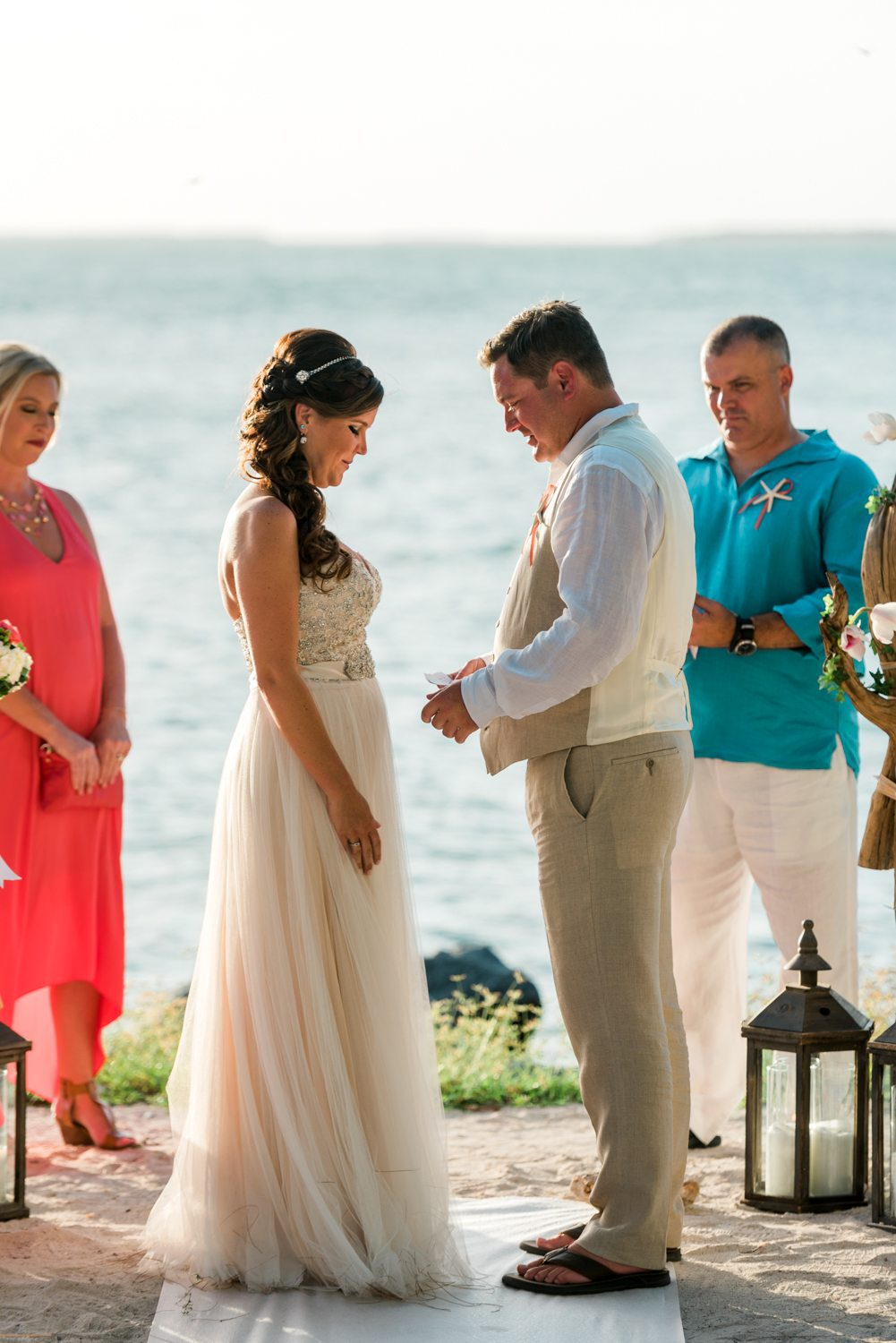 Erin Colin Fort Zachary Taylor Rooftop Cafe Key West Wedding Photographer 36 - Erin & Colin   Key West Wedding Photographer   Fort Zachary Taylor