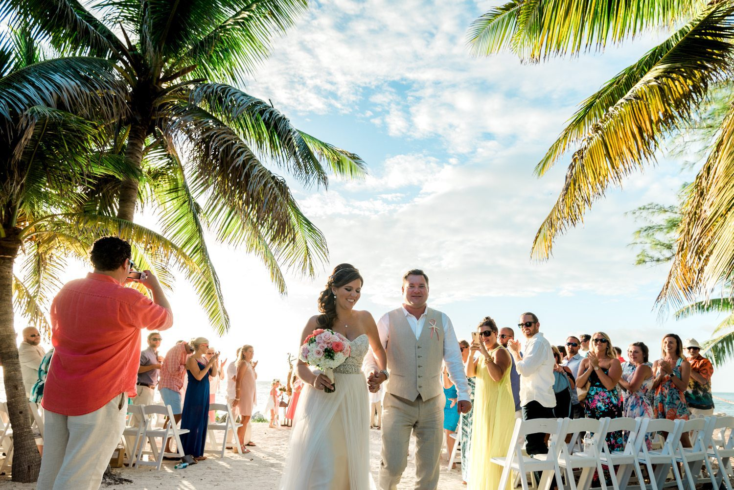 Erin Colin Fort Zachary Taylor Rooftop Cafe Key West Wedding Photographer 45 - Erin & Colin   Key West Wedding Photographer   Fort Zachary Taylor