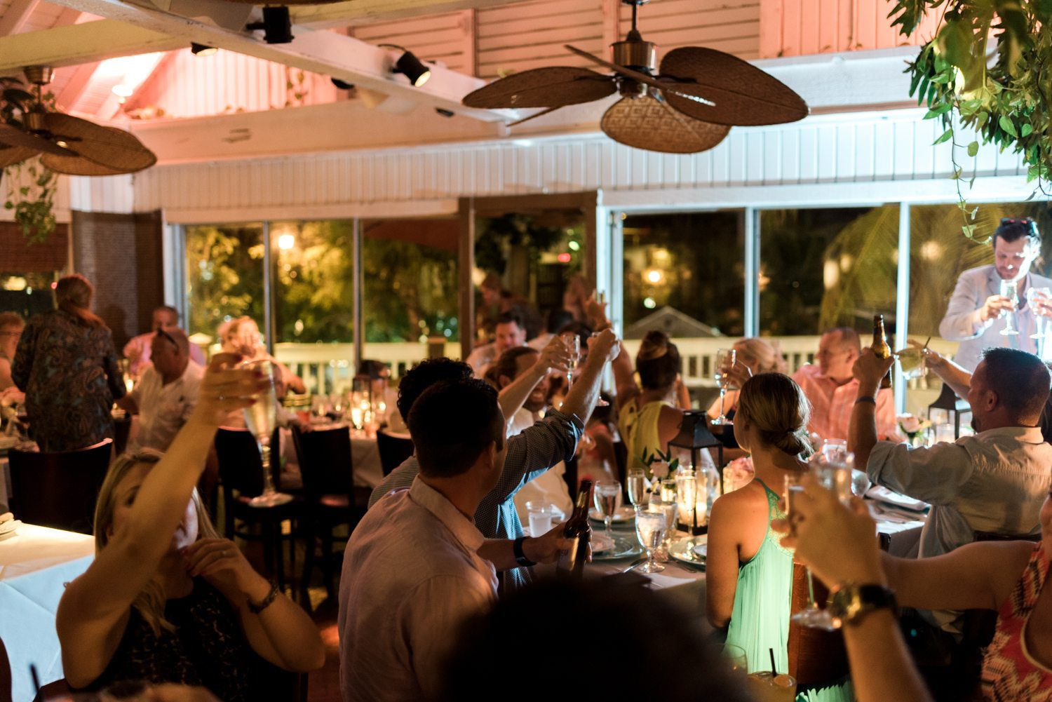 Erin Colin Fort Zachary Taylor Rooftop Cafe Key West Wedding Photographer 60 - Erin & Colin   Key West Wedding Photographer   Fort Zachary Taylor