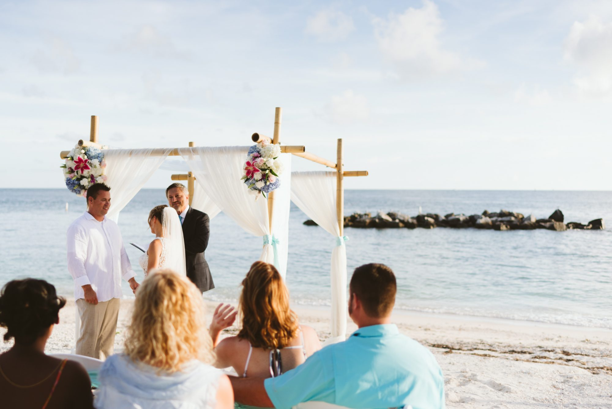Fort Zachary Taylor Wedding