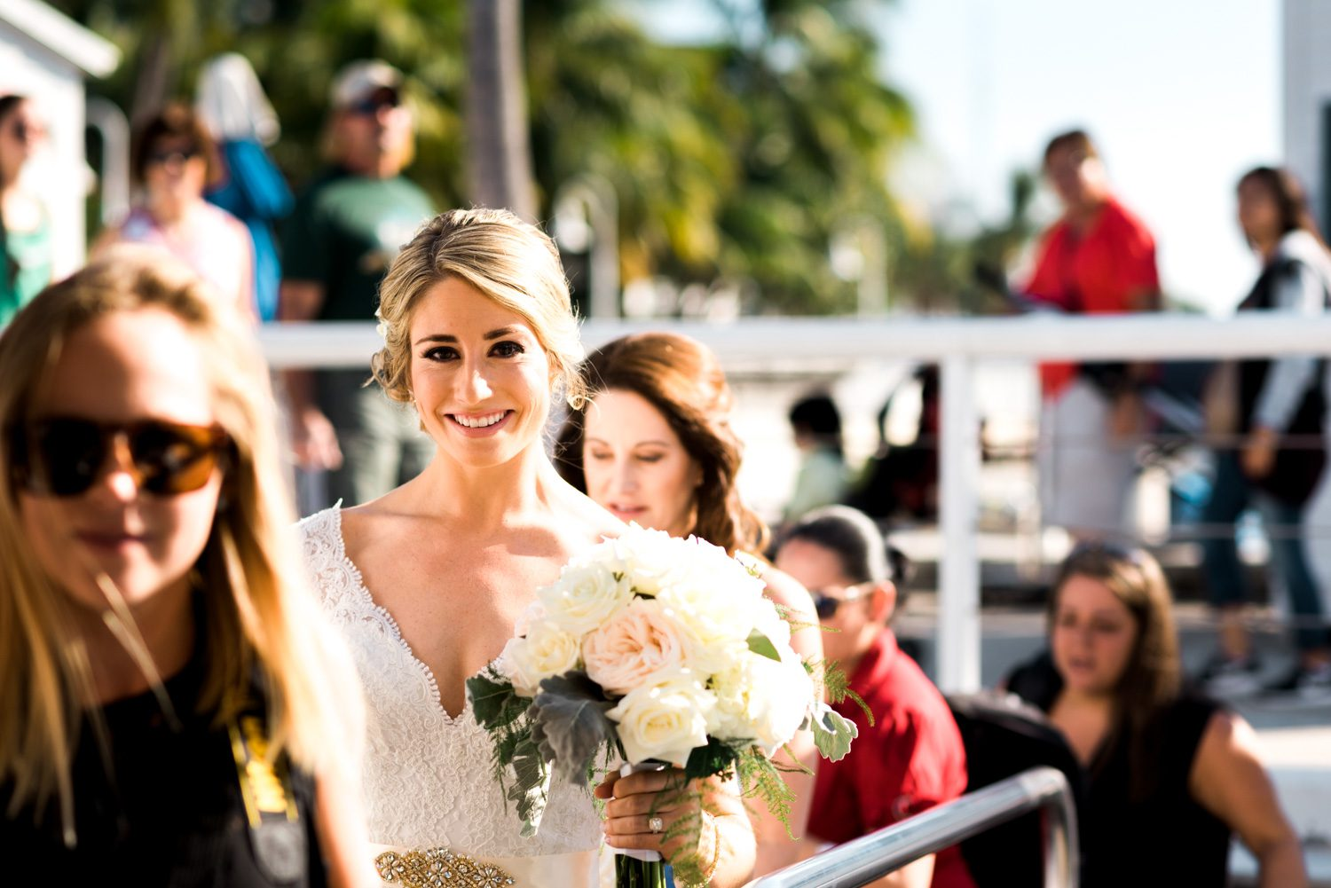 Sunset Key and Westin Key West Resort Marina Wedding
