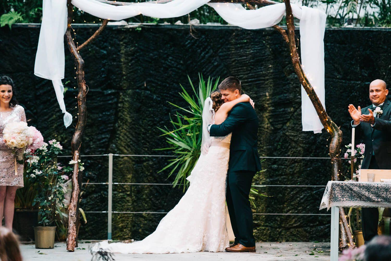 Key West Botanical Tropical Gardens Wedding 58 - Key West Wedding Photographer - Freas Photography | Wendy & Michael